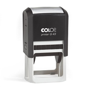 Picture of Square Colop self-inking stamp