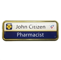 Picture of Name Badge Style 1A