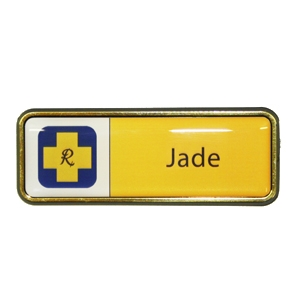 Picture of Name Badge Style 2