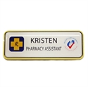 Picture of Name Badge Style 4A