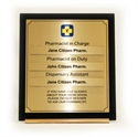 Picture for category Guild Plaques